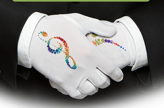 JoyTunes Piano Gloves