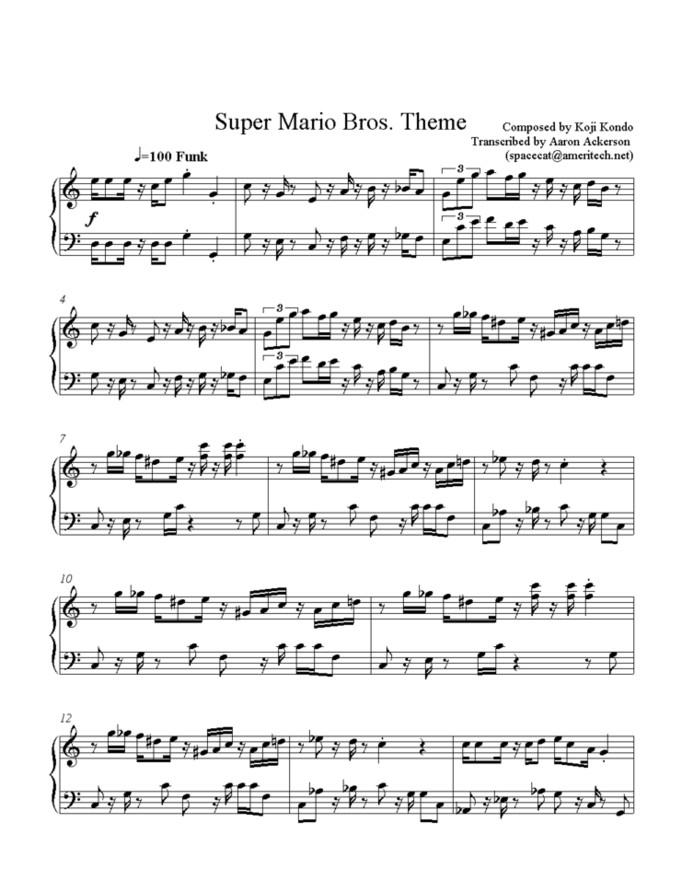 Super Mario Bros | MaryO'Studio