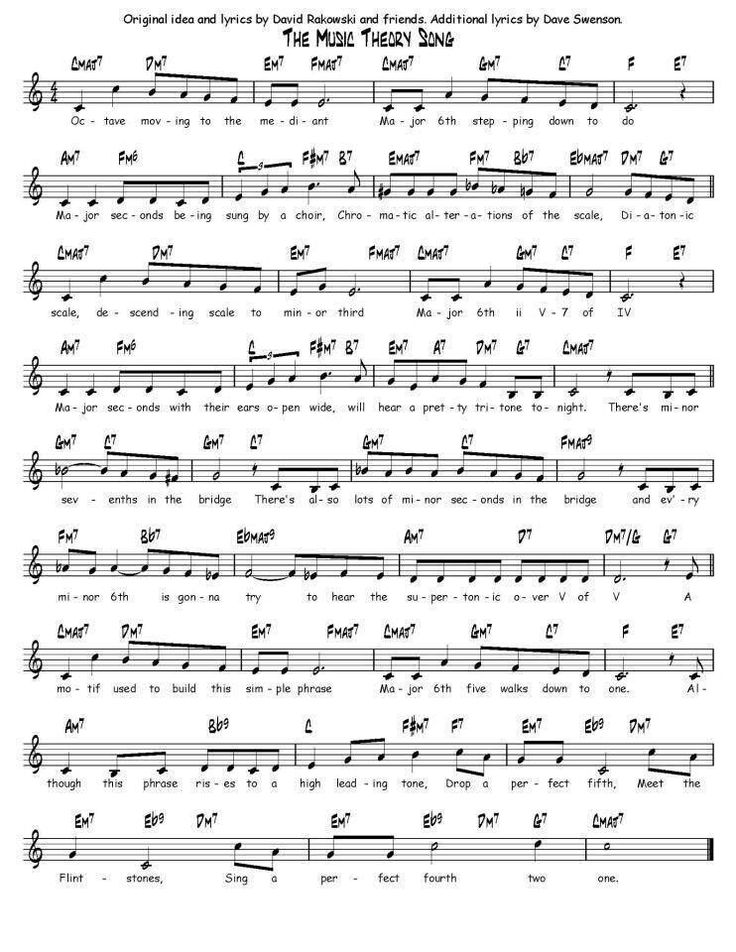 music-theory-song