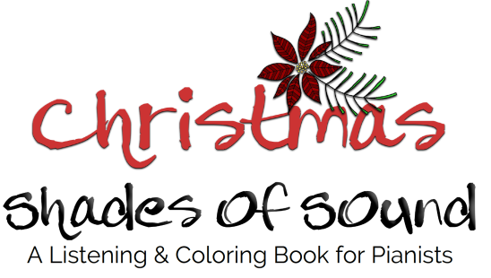 New For December LIstening And Coloring Pages